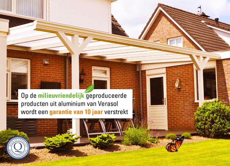Profiline-veranda-wit