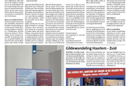 Haarlems Nieuwsblad de Huiscomponist